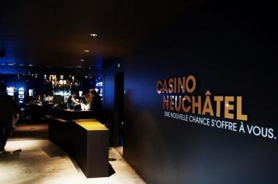 Juillet 2019 : Le casino suisse de Neuchâtel lance son casino en ligne !
