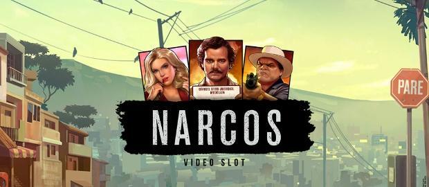 Comment jouer à Narcos de NetEnt ?