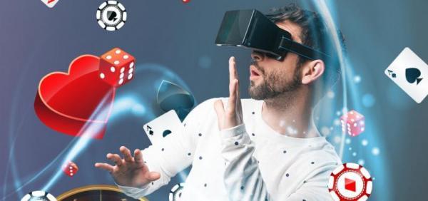 L'arrivée de la réalité virtuelle dans les casinos en ligne