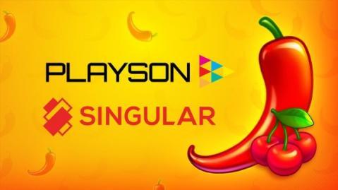 Accord entre Playson et Campeon Gaming