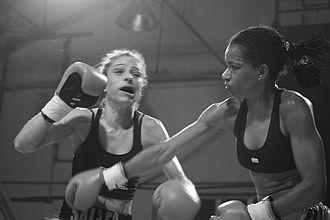 boxe femmes