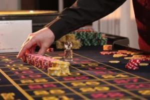 la table de la roulette francaise