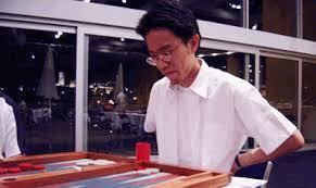 joueur professionnel de backgammon