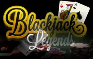légendes du blackjack