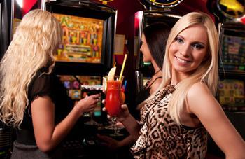 femmes et casino