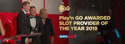 playngo gaming awards