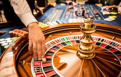 joueur de roulette