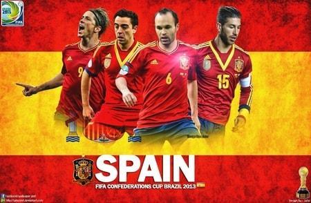 foot espagnol