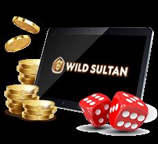 Casino Wild Sultans sur votre mobile