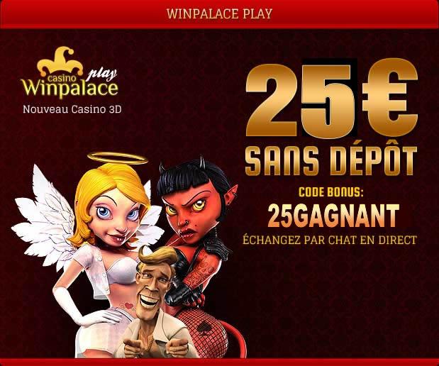 Bonus casino sans dépot 2021   Casino bonus gratuit - 150€ codes